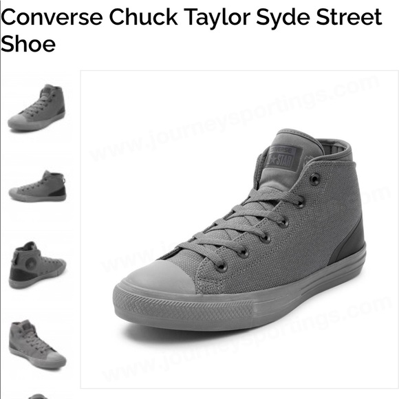 Converse Other - Converse men's 10 Unisex Chuck Taylor Syde Street